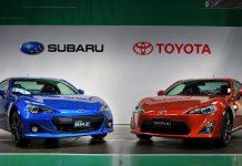 Subaru Toyota