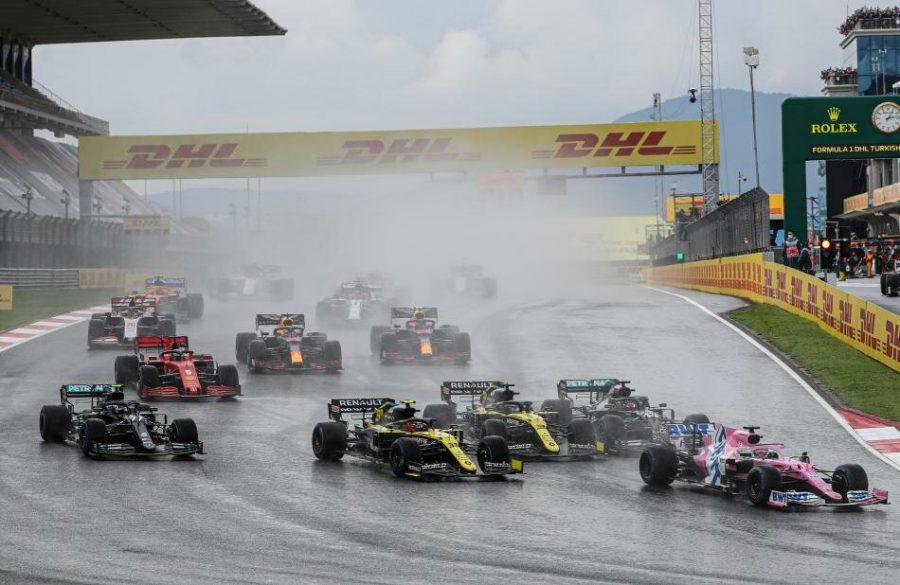 Türkiye GP İptal Edildi