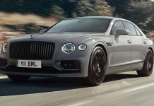 2022 bentley flying spur