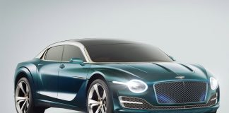 elektrikli Bentley