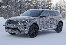 2024 Range Rover Evoque