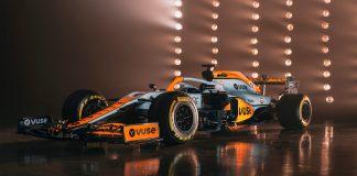 McLaren Monako GP