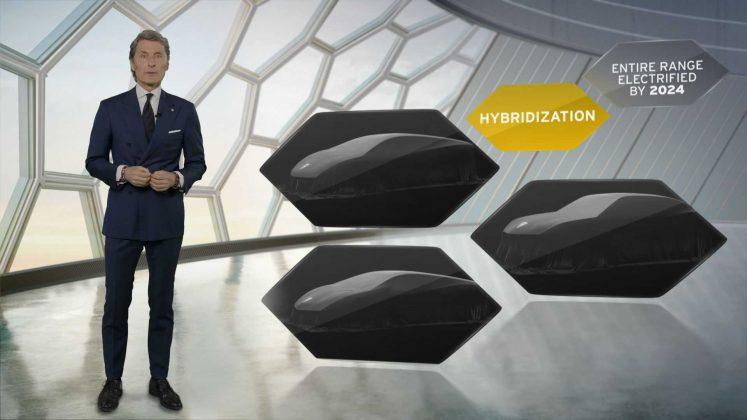 Lamborghini Elektriğe Büyük Yatırım