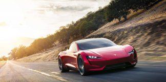 Roadster 1.1 Saniyede 100'e Ulaşacak