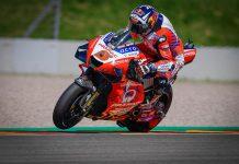 MotoGP ALmanya GP Sıralama Johann Zarco