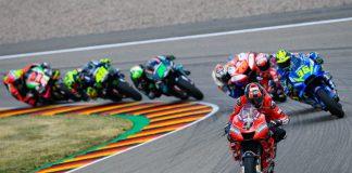 MotoGP Almanya GP Saat Kaçta