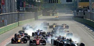 F1 Azerbaycan Saat Kaçta