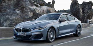 BMW 8 Serisi Gran Coupe