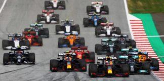 F1 Avusturya GP Sıralama Turları ve Yarış Saat Kaçta