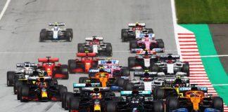 F1 Styrian GP Saat Kaçta