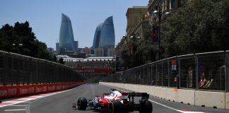 Formula 1 Azerbaycan