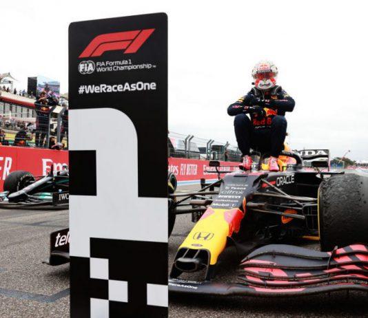 Formula 1 Fransa GP Verstappen