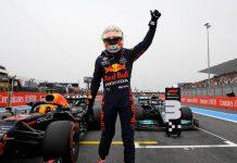 Fransa GP Sıralama Turları Max Verstappen Pole 3