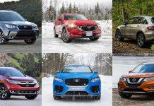 En İyi 10 Crossover Araç Listesi