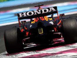 Formula 1 Fransa GP Antrenman