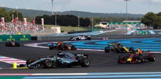 F1 Fransa GP Saat Kaçta