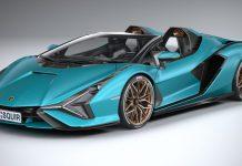 Lamborghini Elektrikli Otomobil