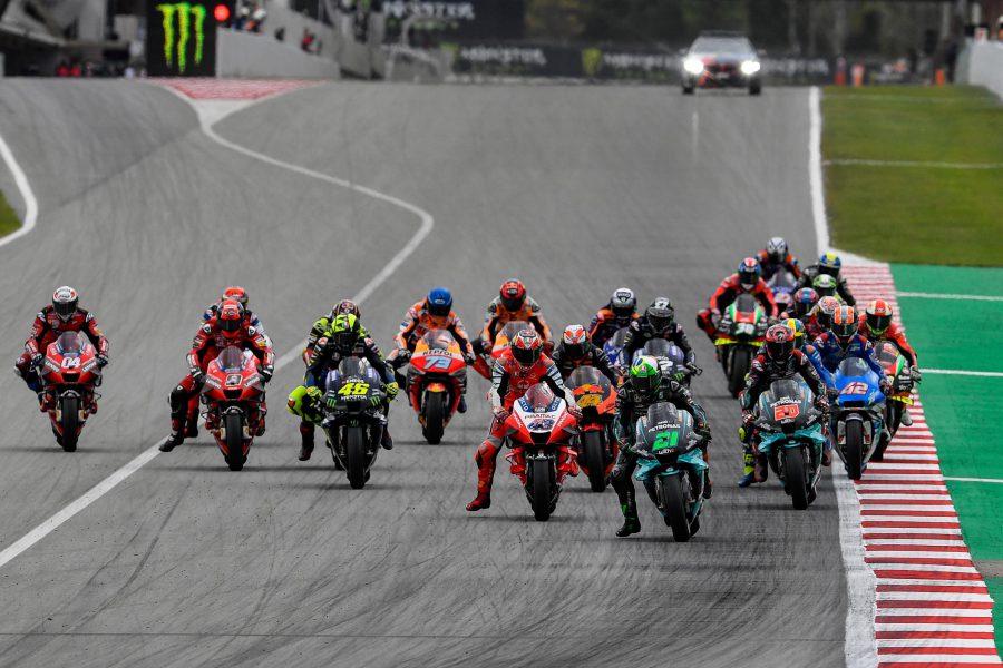 MotoGP Katalan GP Saat Kaçta