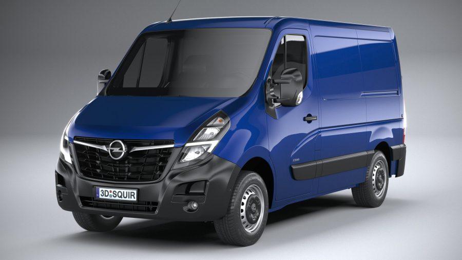 Movano Van