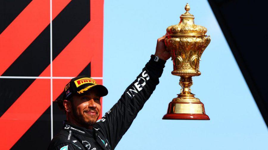 Formula 1 British GP Lewis Hamilton