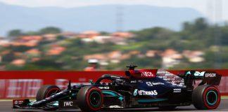 Formula 1 Macaristan GP Üçüncü Antrenman Sonuçları Lewis Hamilton