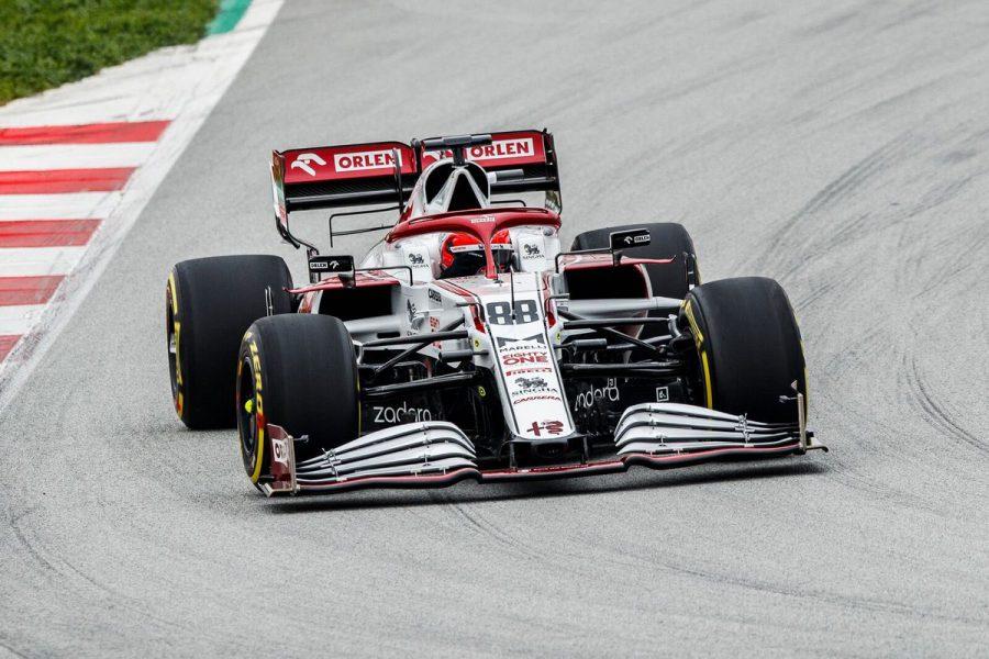 Macaristan GP Birinci Antrenman Seansında Koltuk Kubica'nın