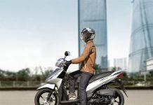 Suzuki Adress 110 Test