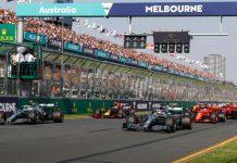 Formula 1 Avustralya GP İptal Edildi