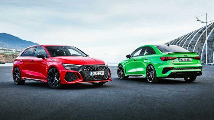 Yeni Audi RS3