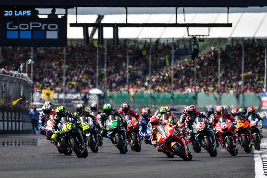 MotoGP Britanya GP Saat Kaçta
