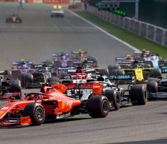 Formula 1 Belçika GP 2