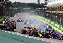 Formula 1 Brezilya GP İptal Edilmeyecek