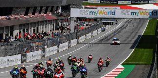 MotoGP Avusturya GP Pist Düzeni Değişiyor