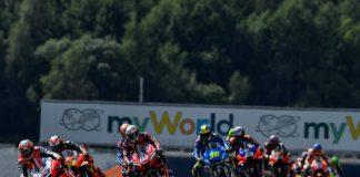 MotoGP Avusturya GP Yarış Saat Kaçta