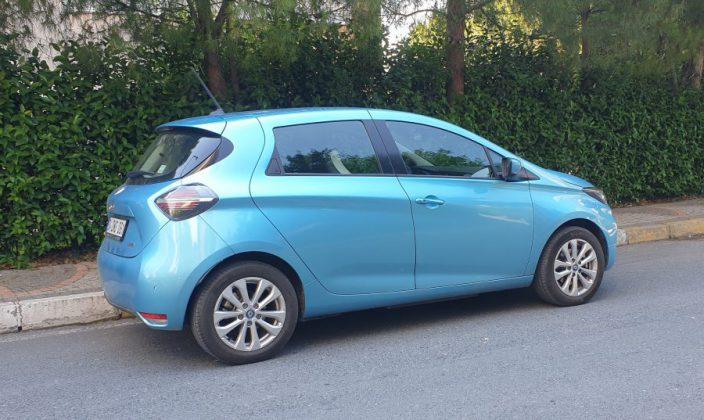 Renault ZOE Test Sürüşü