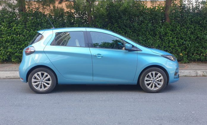 Renault ZOE Fiyatları