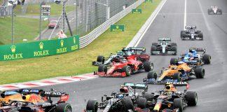 Formula 1 Macaristan GP Kaybedenler