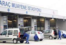 Araç Muayene istasyonu