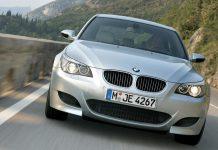 BMW E60 5 Serisi