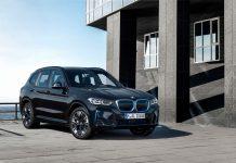 2022 makyajlı BMW iX3