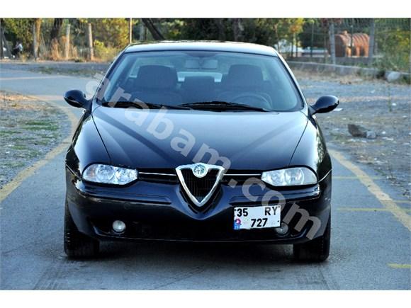 2001 MODEL ALFA ROMEO 156 1.6 TS