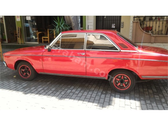 69 Ford 20m 2300cc v6 motor coupe