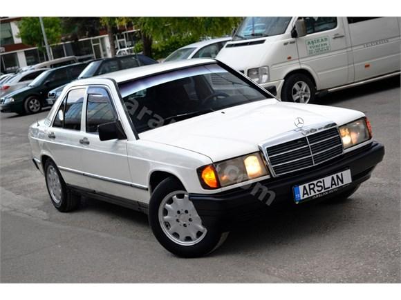_ARSLAN AUTO_ 1984 MERCEDES 190 D (DEĞİŞENSİZ)