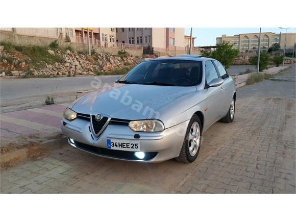 2002 Model Alfa Romeo 156 Selespeed + Sunroof
