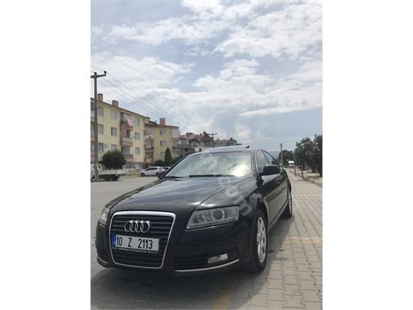 Audi A6 Orjinal Masrafsız