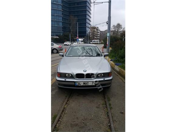 SAHİBİNDEN 1998 MODEL FULL OTOMATİK 520İ ( BUSİNESS PAKET )
