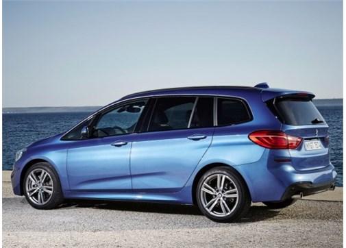 BMW 2 Serisi 216d Prestige Otomatik