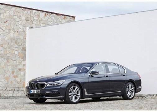 BMW 7 Serisi 730d xDrive M Sport Otomatik