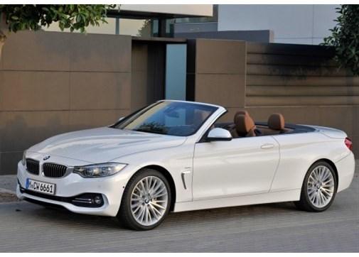 BMW 4 Serisi 430i xDrive Luxury Line Otomatik