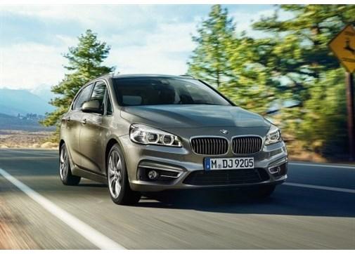 BMW 2 Serisi 216d Luxury Line Otomatik